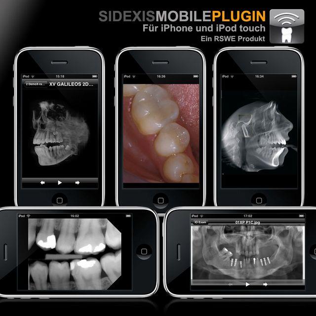 SidexisMobilePlugin für iPhone und iPod touch